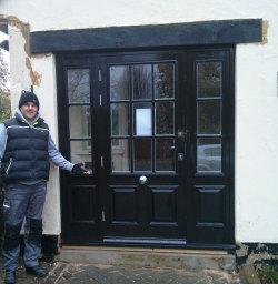 Bespoke Door Fitters London