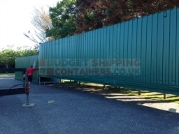 Bespoke Solutions, like this: Europes largest shipping container