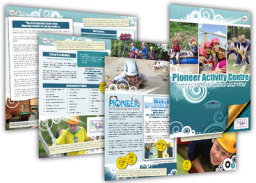 Brochures, Flyers, Email Ad's, Signage, Logo's, Advertising and Newsletters make up the work we provide ACUK.