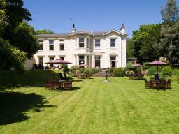 Hotel Torquay - Balmoral Front Garden Main Image
