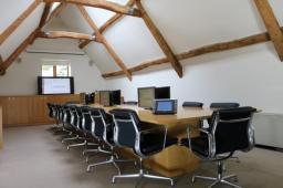 Our boardroom for hire near Bristol