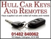 Hull Car keys and remotes ltd