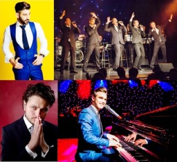 Selection of top professional Male Artists
