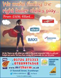 Let us help you chose the right boiler