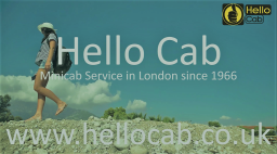 Hello Cab-  Minicab Video