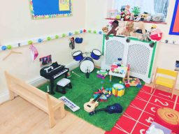 Full time day care nursery