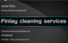 Finlay cleaning services