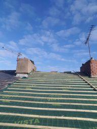 Slate Re Roof