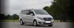 Hire a Mercedes V Class Viano Chauffeur Driven MPV