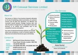 Sr Colossal Leaflet