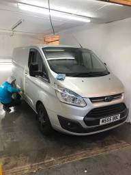 Ford Van being repaird