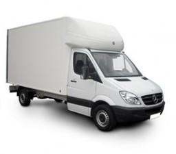 Large Luton Box Van 3.5 Ton