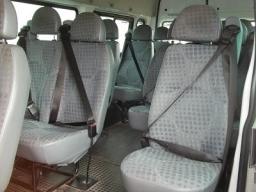 16 seater inside