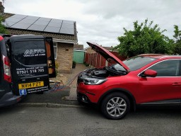 R1234yf air conditioning recharge service Thornaby