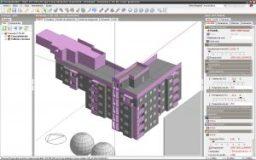 Designbuilder model example