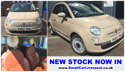Small Car Liverpool Fiat 500 1
