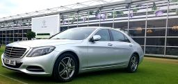 Mercedes S Class Jo Chauffeurs
