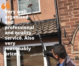 PK Cleaning window cleaners Manchester