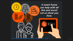 How a smart home can help transform your life