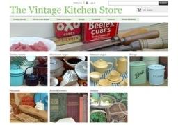 The Vintage Kitchen Store
