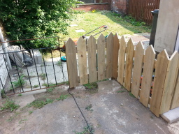 Custom built Fencing
