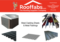 Metal Sheets & Flashings
