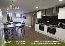 Invest In City Point Luxury Student Accommodation