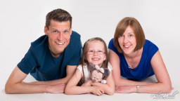 Family Portrait Photography - Mobile Studio
