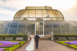 London Wedding Photographer - Kew Gardens Wedding