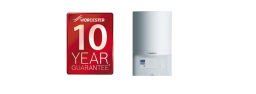 10 years parts & labour warranty