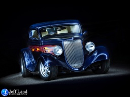 Custom Car Photographer