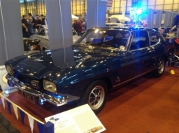 CAPRI - PAINT CORRECTION AND SWISS VAX BEST OF SHOW READY FOR BIRMINGHAM NEC.