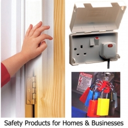 Safety Products - for school, home and business use