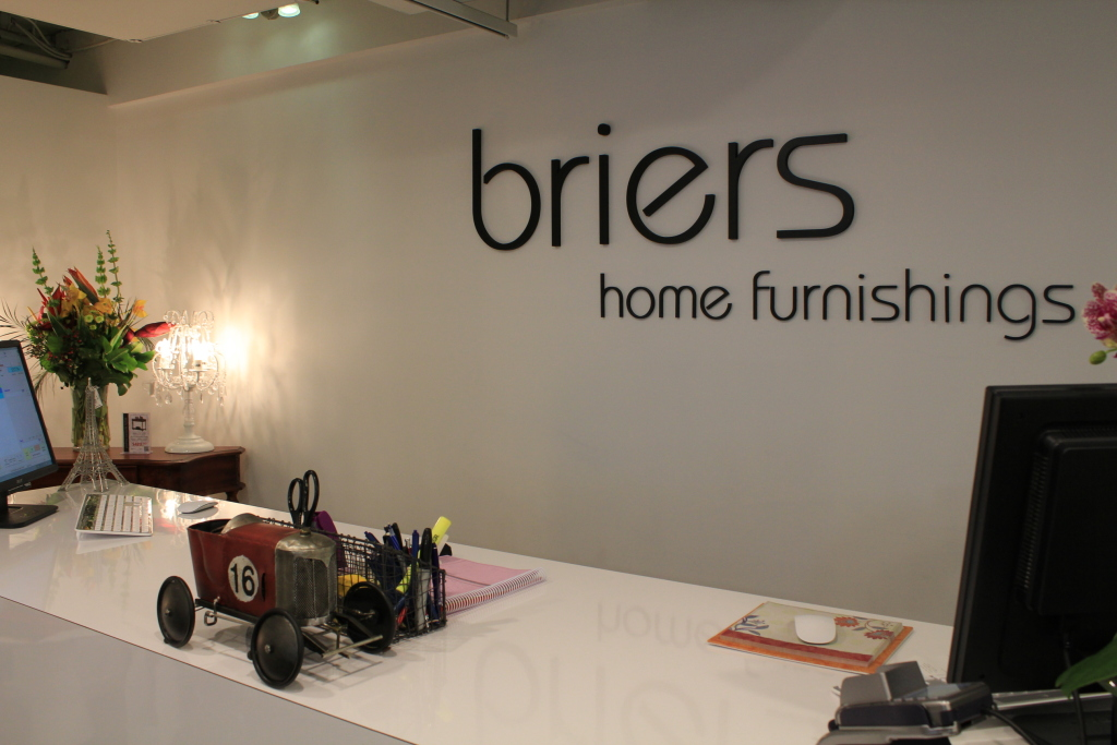 Briers Home Decor 2070 4th Ave W, Vancouver, BC, V6J 1M9