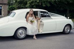 Classic Bentley Wedding Car Hire