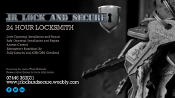 JR Lock and Secure