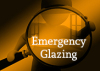 emergency glazing boarding up