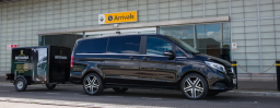 VIP luxury airport transfer service