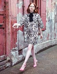 High fashion editorial styling
