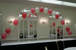balloon arch hire birmingham