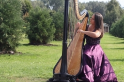 Book A Harpist at Warble Entertainment