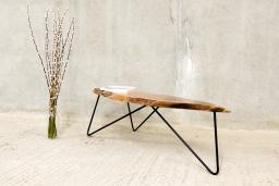 Walnut Coffee Table   KODA STUDIOS