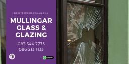 mullingar glass and glazing broken windows replace