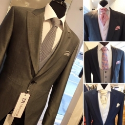 Exclusive to TDR Menswear