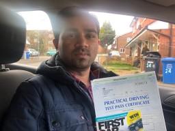 Driving schools in Northampton