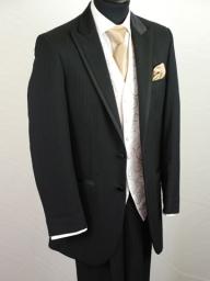 Black Lightweight Tailcoat