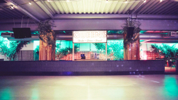the ice café