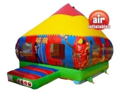Circus Dome Bouncy Castle