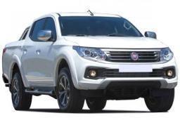 Fiat Fullback White