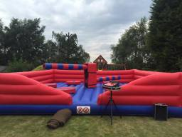 Ultimate Wipeout hire in Wigan